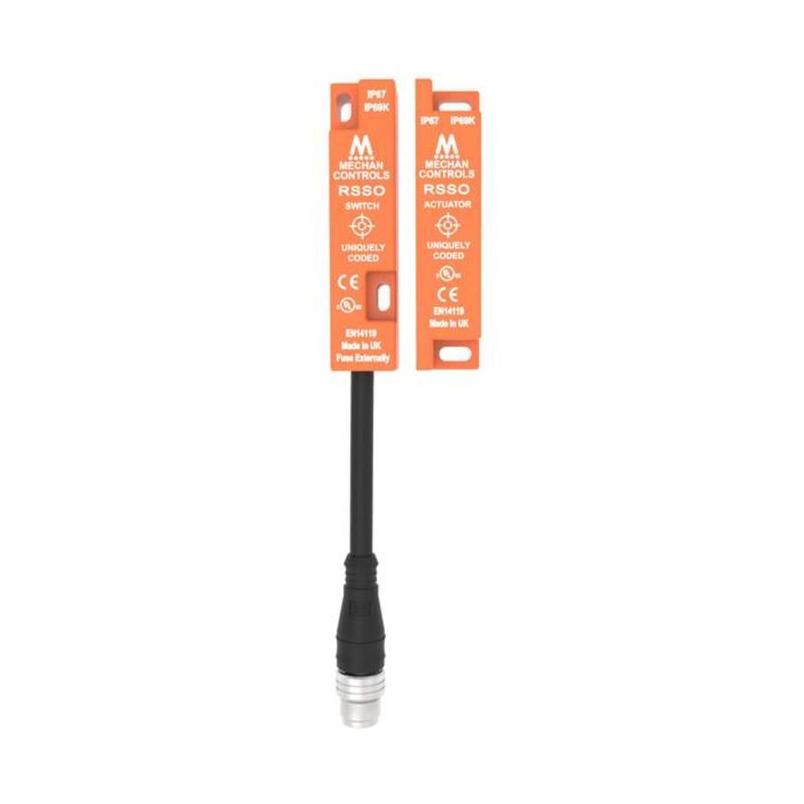 Berührungslose RFID individuell codierter Sicherheitssensor RSSO