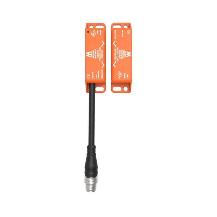 Berührungslose RFID individuell codierter Sicherheitssensor RSSG