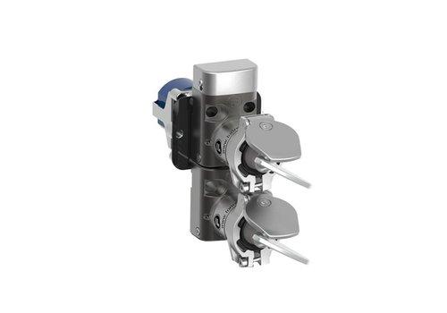 Meervoudige veiligheids-sleutelschakelaar XMR