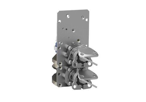 Magneetspoelvergrendelde meervoudige veiligheids-Sleutelschakelaar SS2