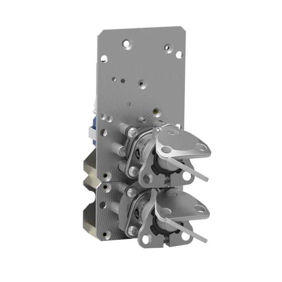 Codierter Mehfrfach Schlüsselschalter mit Magnetverrieglung für Schalttafeleinbau