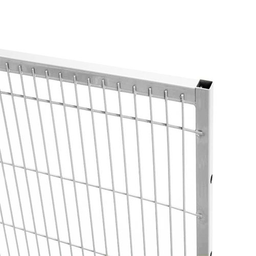 ST20 mesh panel 1400mm height -galvanised