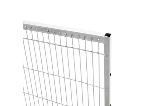 ST20 mesh panel 2200mm height -galvanised