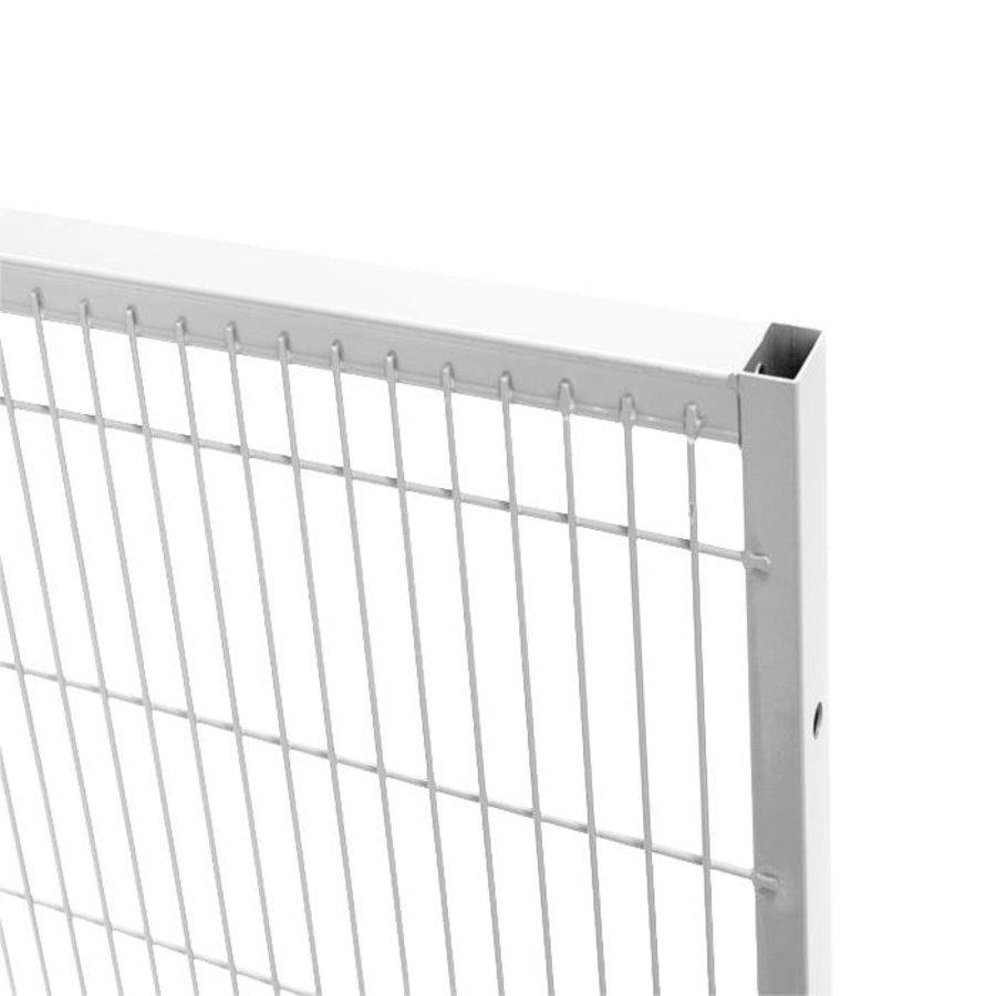 ST30 galvanised mesh panel 2200mm height