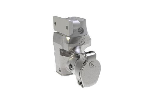 Single stainless steel door interlock wit fixed actuator DMSK