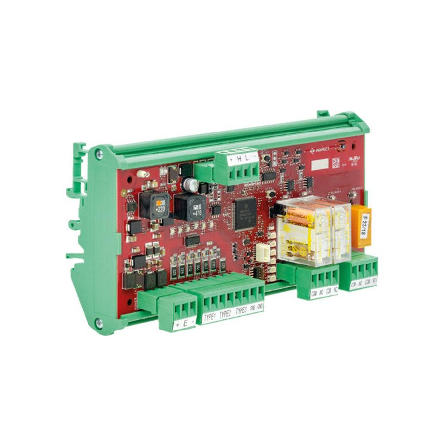Sensor + Control Unit  für sicheres Radarsystem inxpect LBK