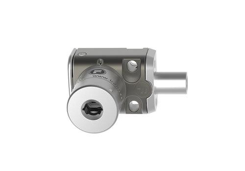 Single steel bolt lock BM1