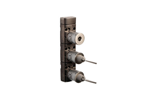 Metall Schlüseltransfermodul mit 3 Schlössern XM3
