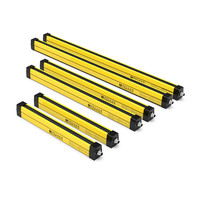 Type 4 safety light curtain with 30mm resolution for hand detection MLG-30