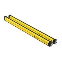 Type 4 safety light curtain multi-beam (4), 1000mm for body detection MLG-4