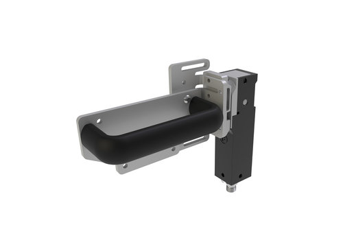 RFID safety interlock steel PLe with handle actuator ATOM