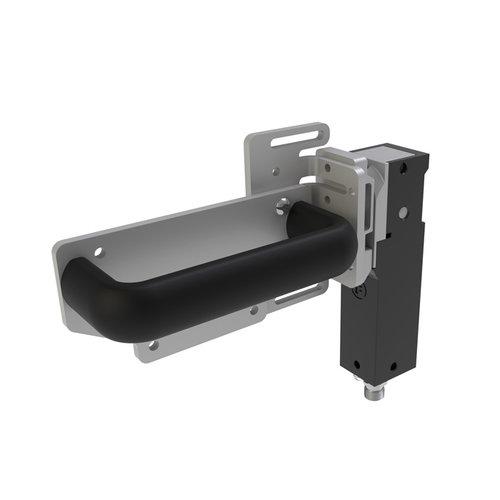 RFID Sicherheitszuhaltung aus Metall PLe mit Griffbetätiger ATOM