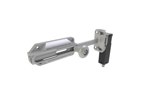RFID safety interlock steel PLe with slide bar actuator ATOM