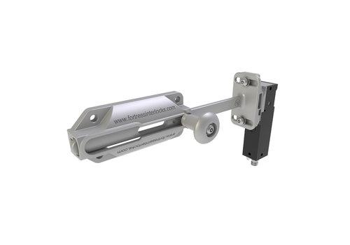 RFID Sicherheitszuhaltung aus Metall PLe mit Bügelgriff-Betätiger ATOM
