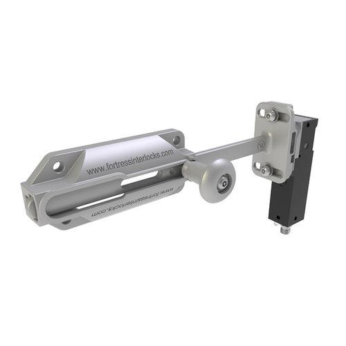 RFID veiligheidsvergrendeling staal PLe met schuifgrendel actuator ATOM