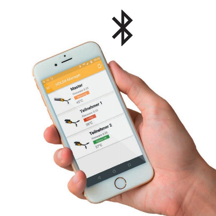 Procesvergrendeling met RFID uniek gecodeerde veiligheidssensor en 1200N houdkracht