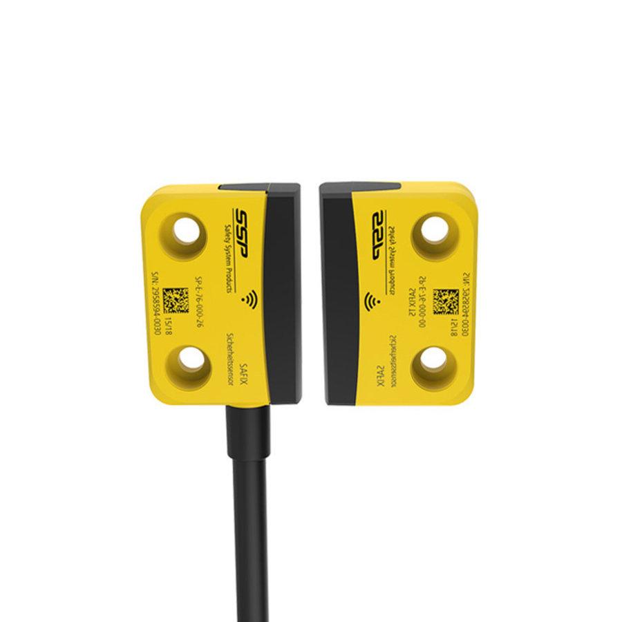 Contactloze veiligheidssensor RFID standaard gecodeerd  SAFIX S3-A