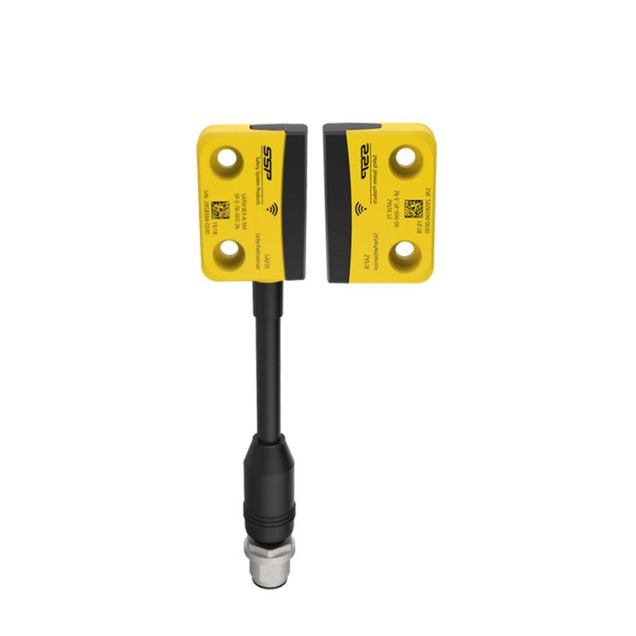 Contactloze veiligheidssensor RFID uniek gecodeerd  SAFIX I3-X
