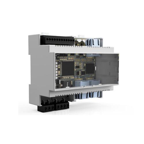 Ethernet Fieldbus control unit safety radar system ISC-B01