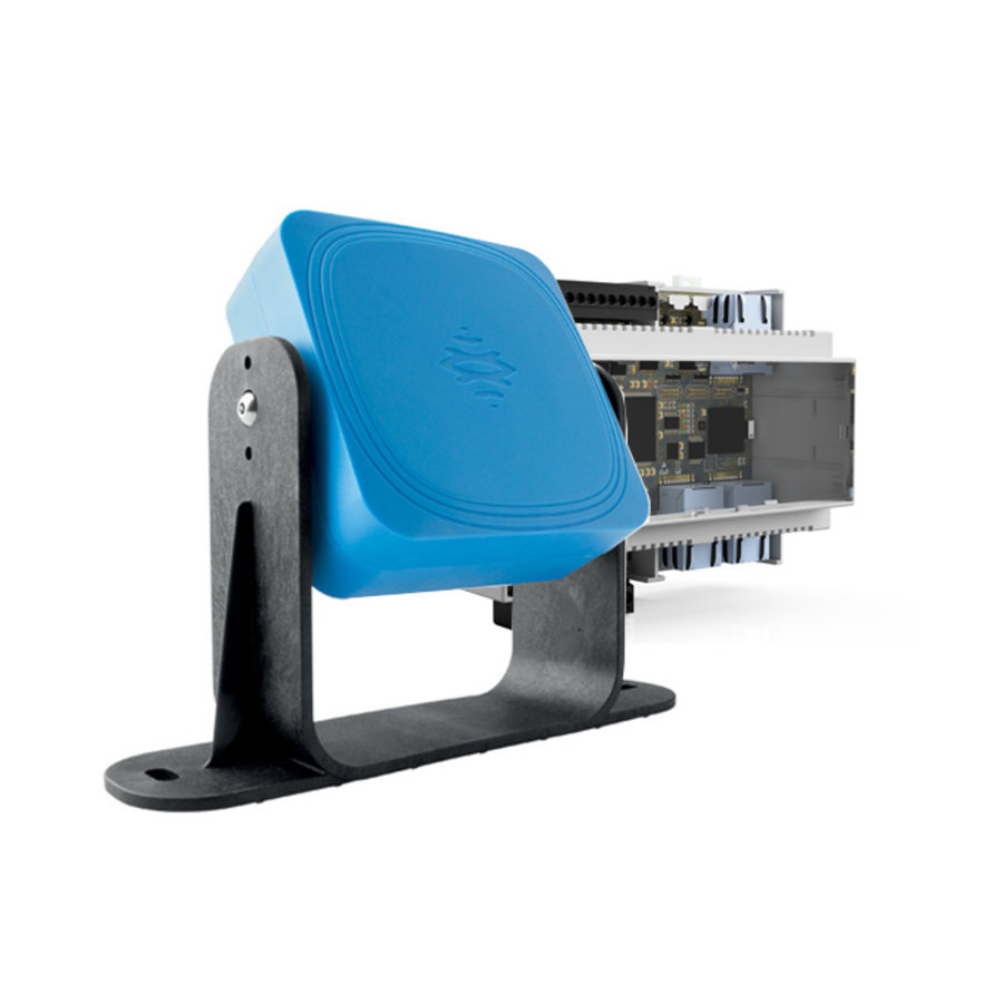 Sensor + Ethernet Feldbus Control Unit  für sicheres Radarsystem inxpect LBK BUS