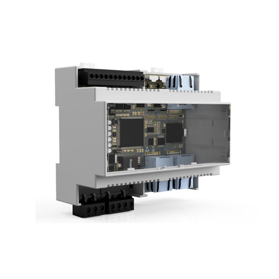 Sensor + Fieldbus control unit for safety radar system Inxpect LBK BUS