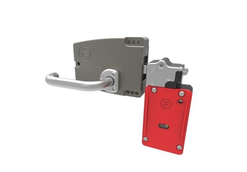 Safety interlock steel PLe with door handle EN2T6SL41