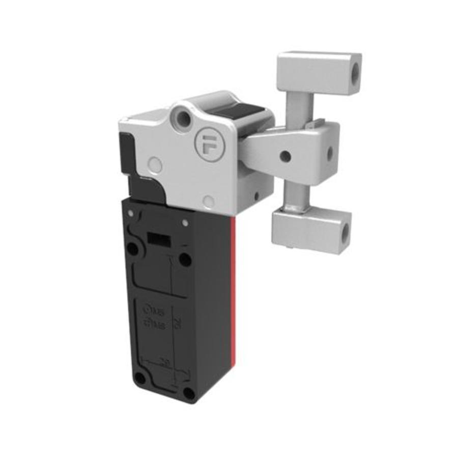 Extreme robust actuator operated aluminium safety switch PLe