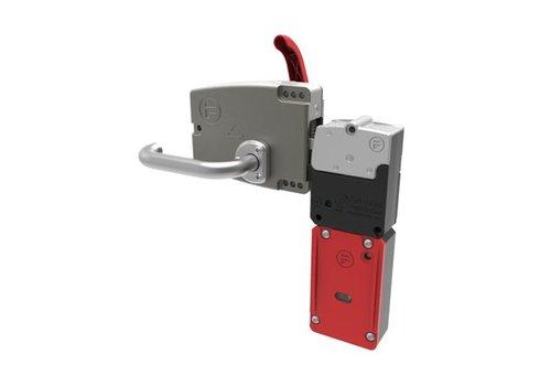 Veiligheidsvergrendeling staal PLe met noodontgrendeling EI2A6SR411