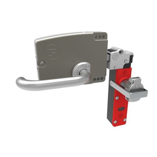 Safety switch steel PLe with safety key EN2T6EKL1ST401
