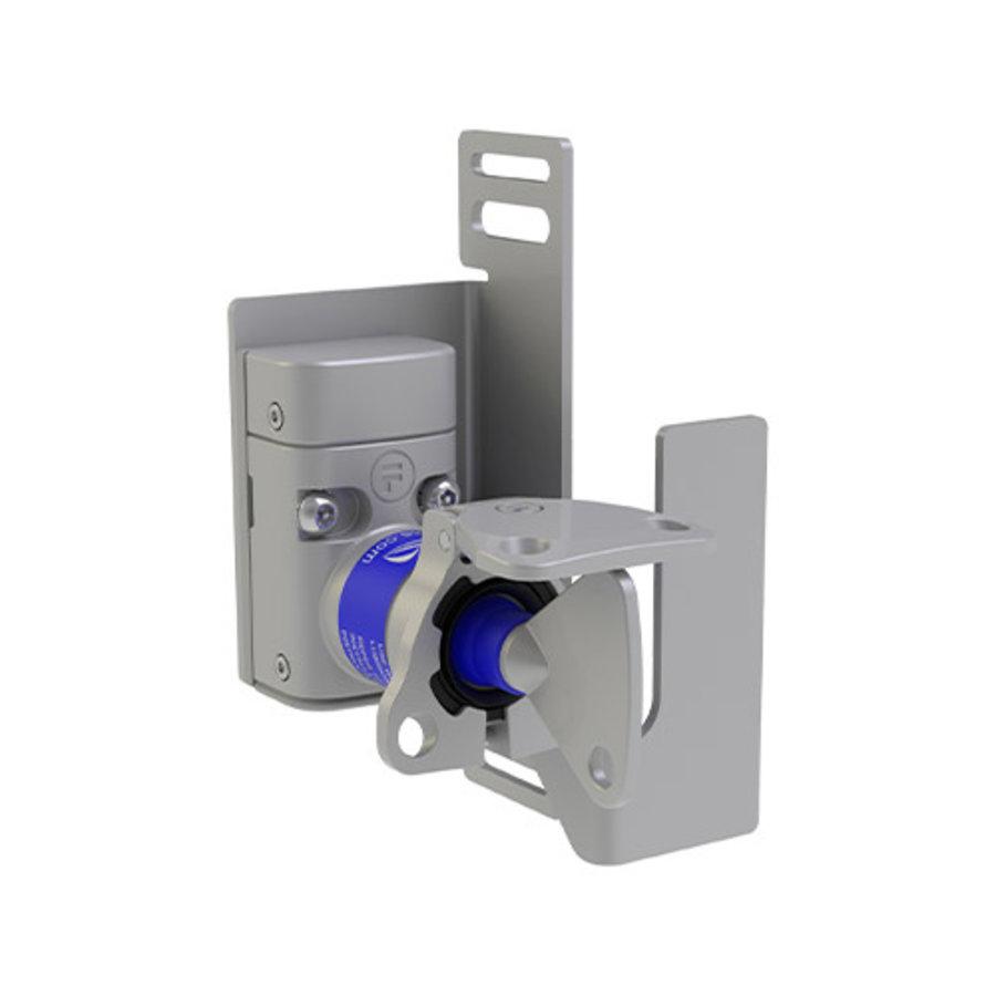 Mechanische Zutritts-Blockiersystem für Sicherheits-Lichtvorhänge BRAVO