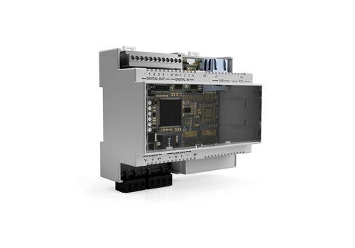 Ethernet en Digitale I/O controller radarafscherming ISC-02