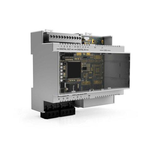 Digitale E/A Control Unit sicheres Radarsystem ISC-03