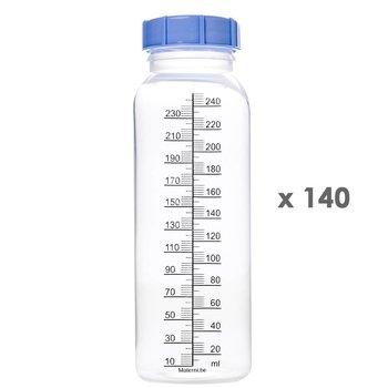 140 x Materni bottle of 240 ml