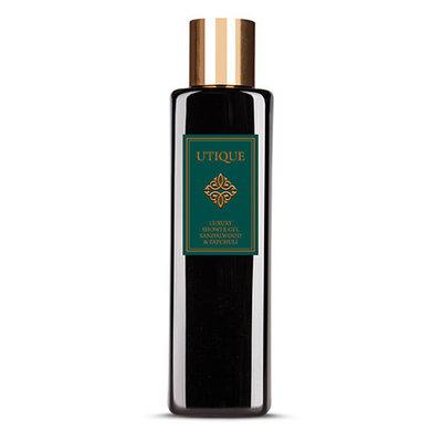 Utique Luxury Showergel  - Sandelwood & Patchuli