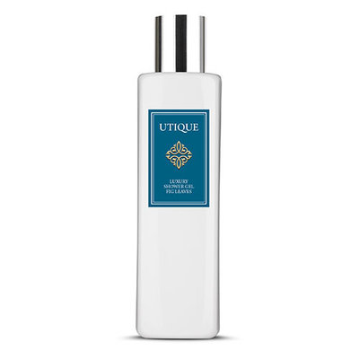 Utique Luxury Showergel - Fig Leaves