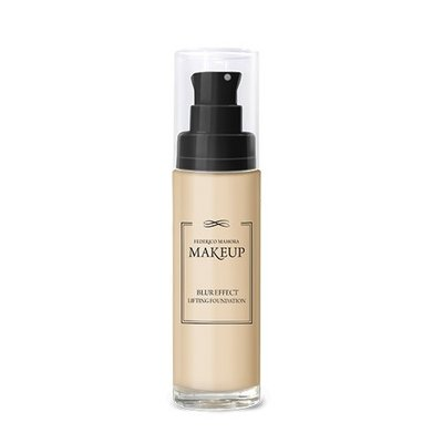 Blur Effect Lifting Foundation - Light Nude