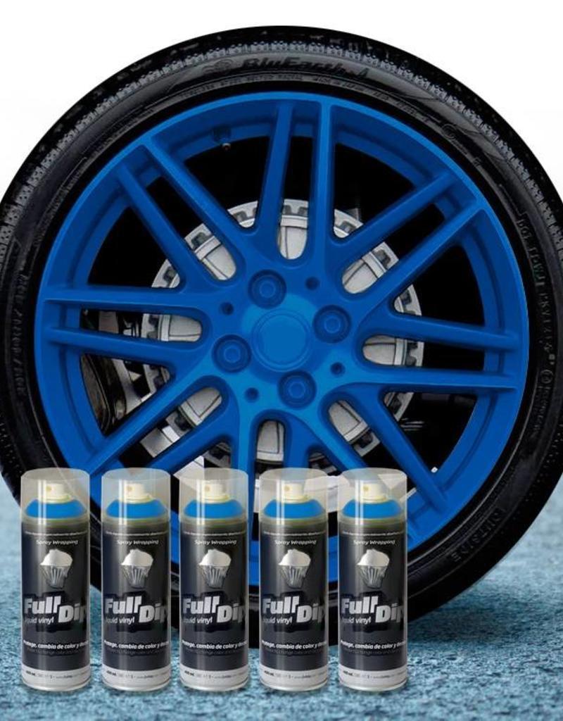 FullDip  paquete de llantas Azul