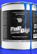 FullDip Matte Blau 4liter gallon