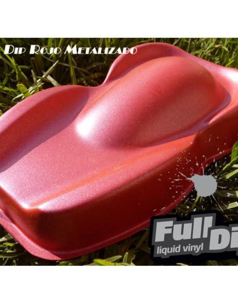 FullDip Rojo Metalizado 400ml