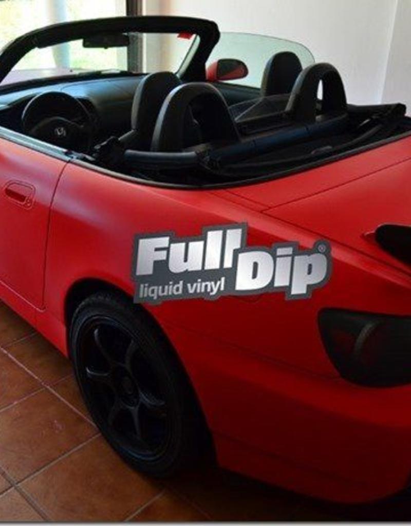 FullDip Rojo Mate 4L