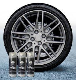 FullDip Velgen pakket Aluminium metallic