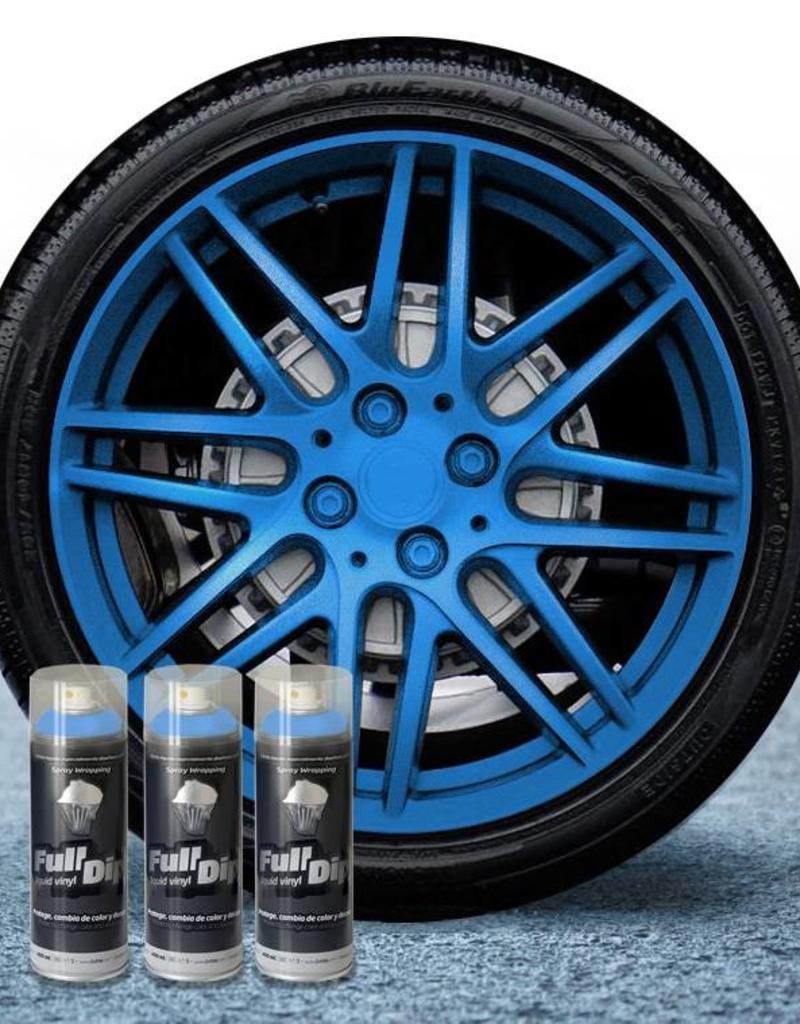 FullDip FullDip® paquete de llantas Azul metalizado