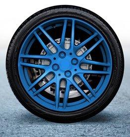 FullDip rims package Blue metallic