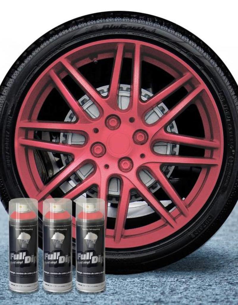 FullDip FullDip® Velgen pakket Roze metallic