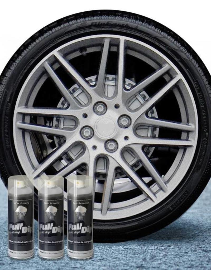 FullDip FullDip® rims package Hyper Silver metallic