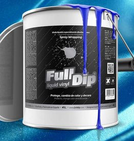 FullDip Blue metallic 4L