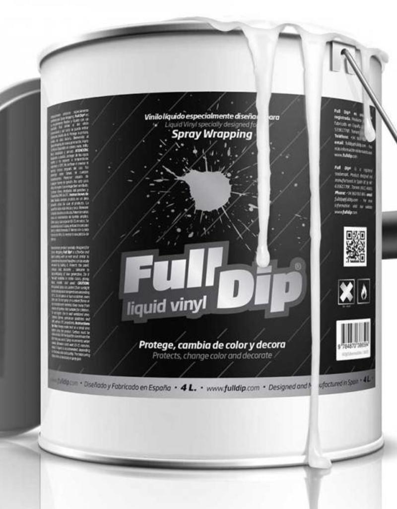 FullDip Transparant Clear  4 liter