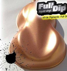 FullDip Gallon Bronze Metallic Candy Blue pearl