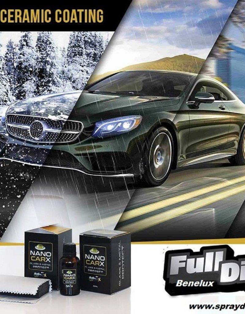 FullCarX FullCar® Nano Ceramic coating 9H