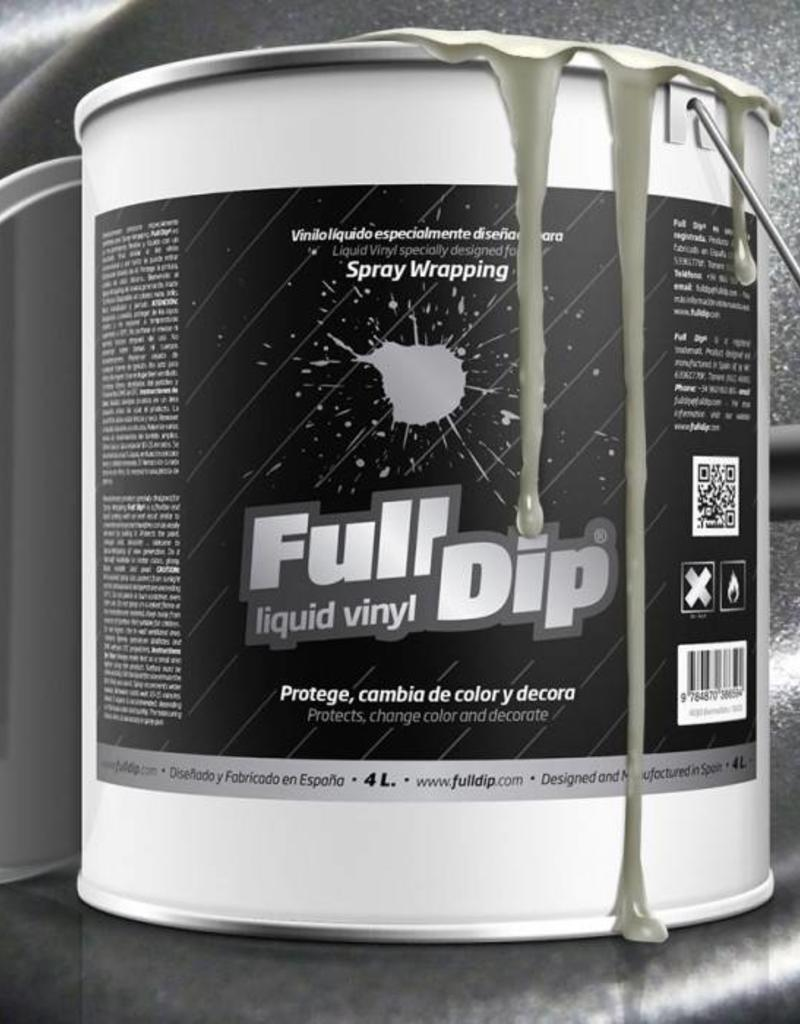 FullDip Antraciet Metallic 4 liter